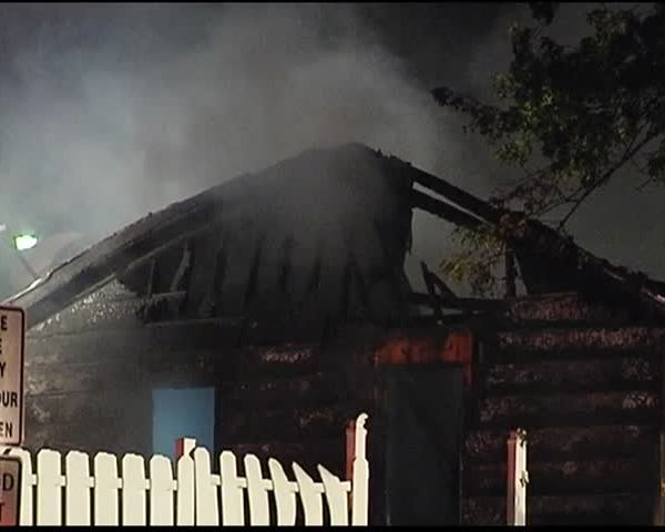 Henderson Home Gutted in Early Morning Fire
