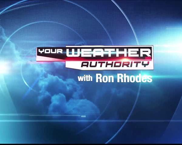 Ron's Forecast for Monday, September 26
