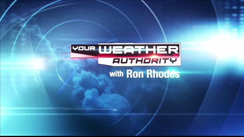Ron's Forecast for Monday, September 26