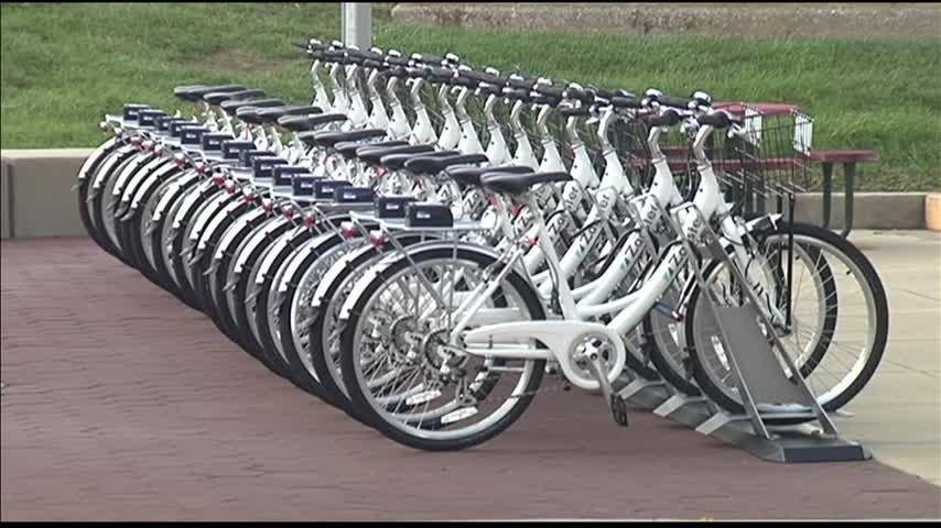 Evansville Welcomes City-Wide Bike Share_04825596-159532
