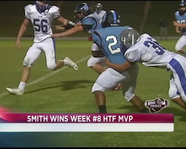 Week 8 HTF MVP