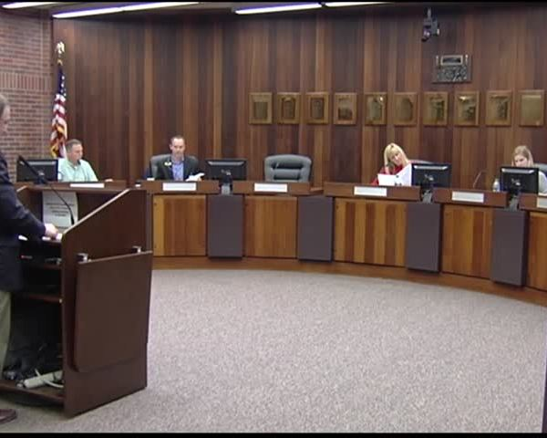 Evansville Board Appointment