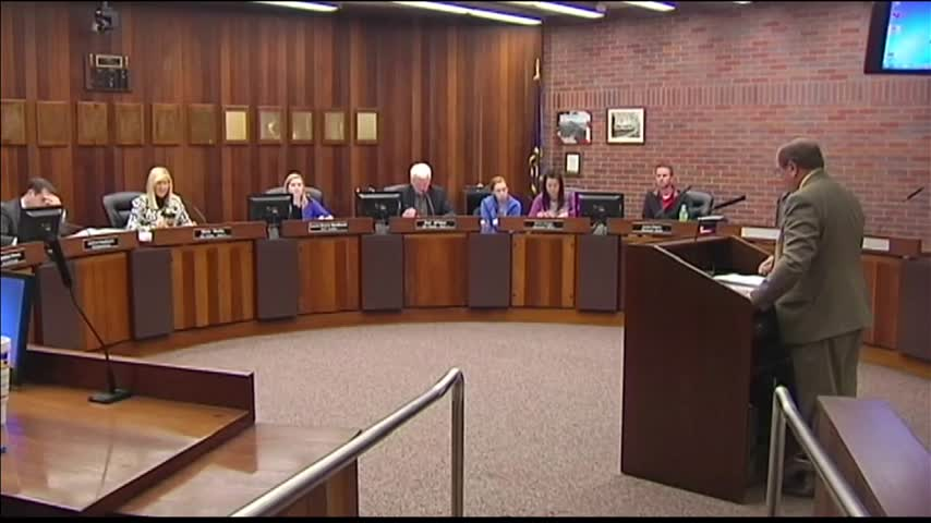 Evansville City Council to Discuss Fire Contract- Land- Debt_39572219-159532