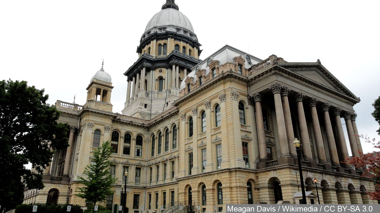 Illinois Statehouse