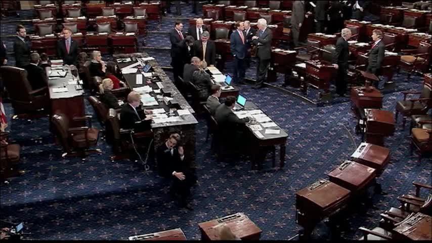 U.S. Senate Rejects Gun Regulation