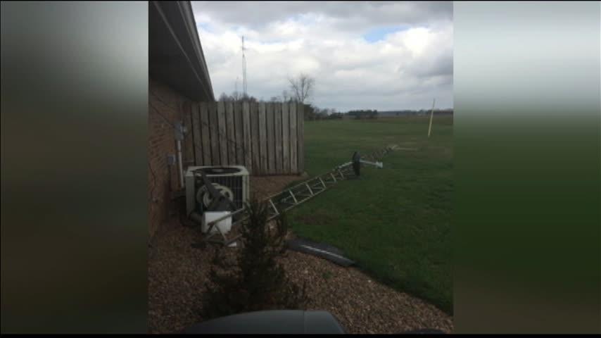 Tornado Hits Ireland- Indiana Tuesday Night_97970583