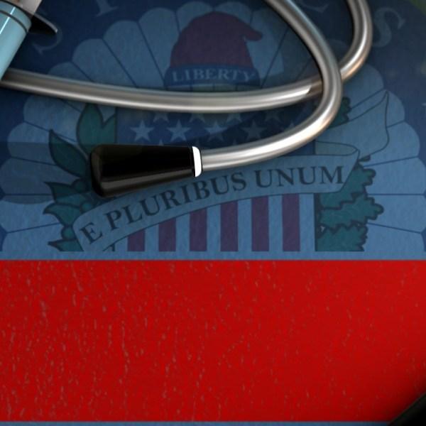 US SENATE HEALTH CARE BILL PLAN PROPOSAL MGN
