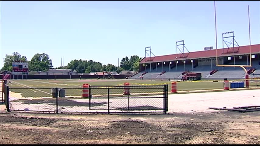 Enlow Field Renovations Moving Along_09984487