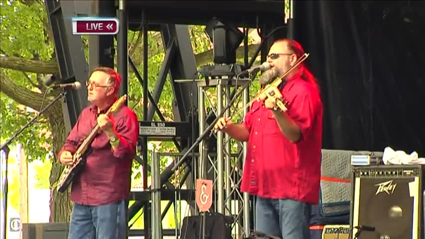 Zydeco Night at the W- C- Handy Blues and Barbecue Fest_88492597