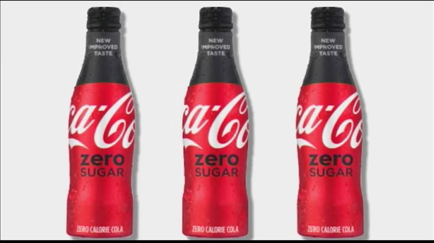 Coca Cola Discontinuing Coke Zero_07003222