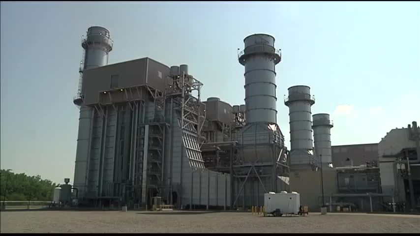 Combined Cycle Plant Dedicated at TVA-s Paradise Plant_31947183