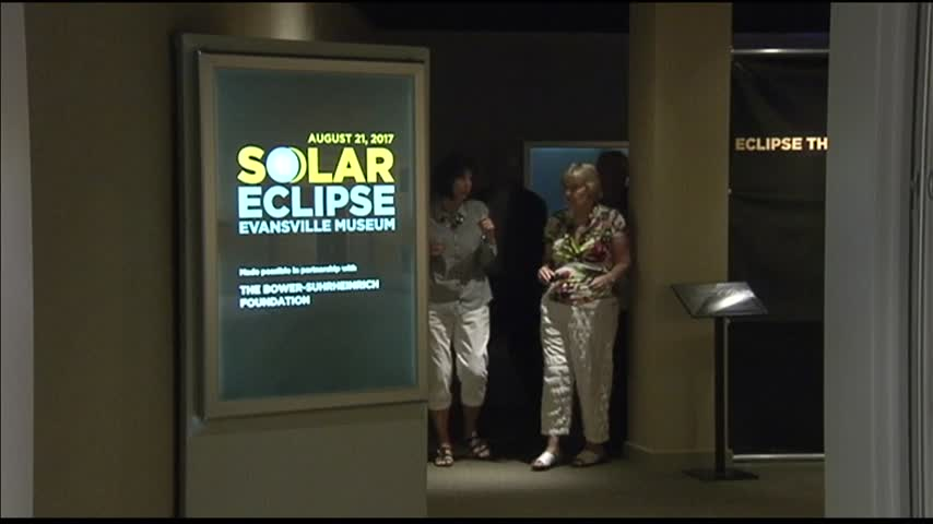 Eclipse Exhibit Being Held in Evansville_08479748