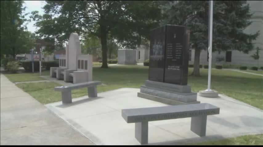 War Memorial Misspelled in Fort Wayne_27137807