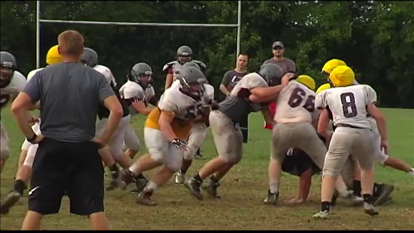 Athletic Trainers Focused on Player Safety_36720711