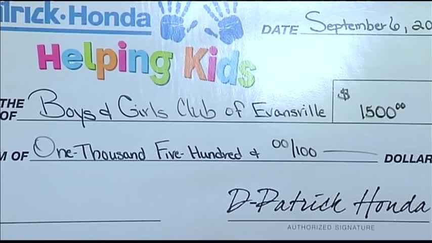 D-Patrick Donates to Boys & Girls Club