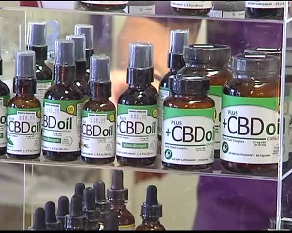 Evansville Business First To Sell CBD Oil_81294460