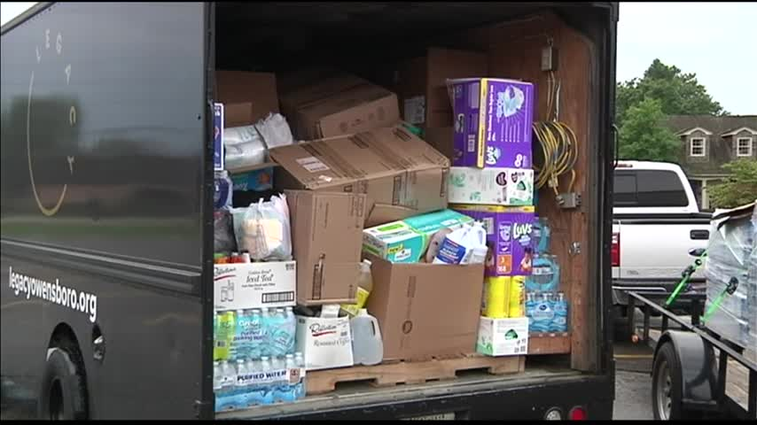 Owensboro Church Driving Relief to Texas_16230460