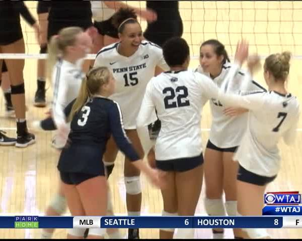 PSU Sweeps Home-Opening Tournament_89462549