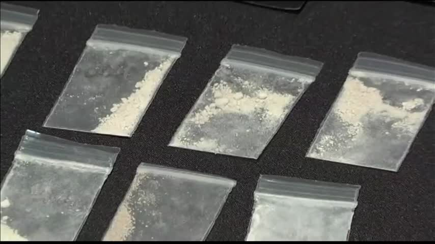 EPD officer hospitalized after being exposed to unknown drug_86097192
