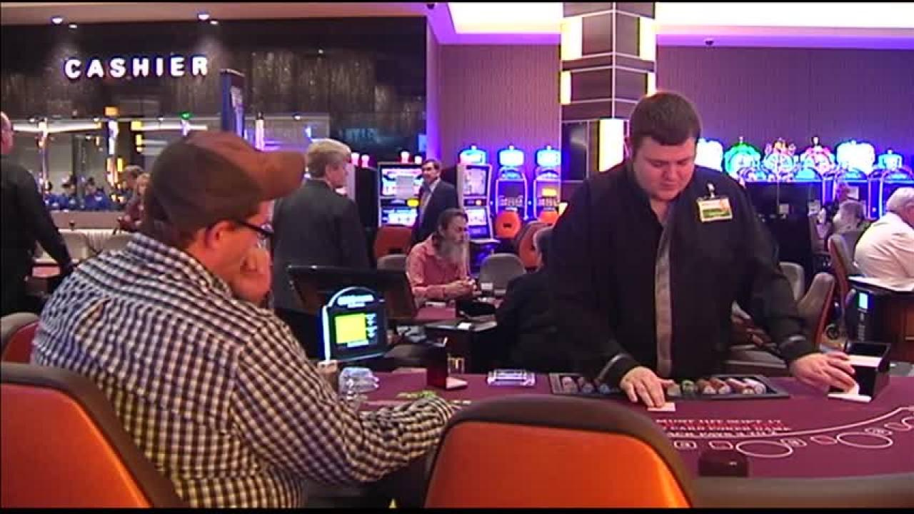 new casino in evansville indiana