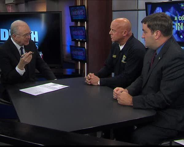 Steve Lockyear and Nick Hermann Talk Opioid Deaths