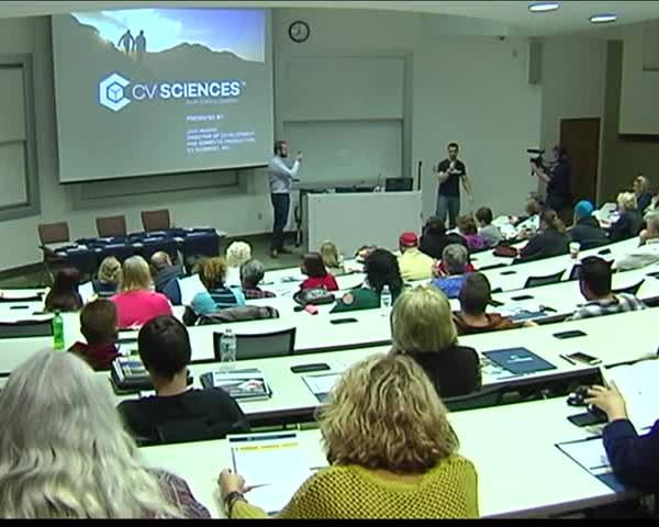 University of Evansville Hosts CBD Discussion