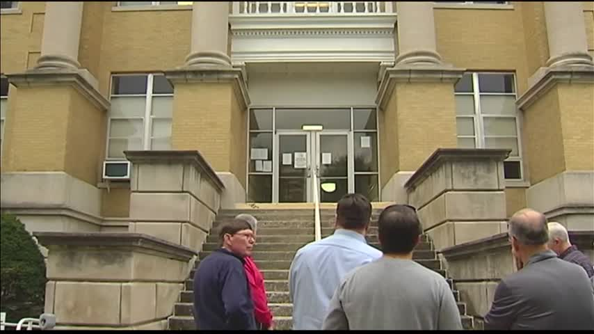 Warrick County Courthouse Renovations Walkthrough