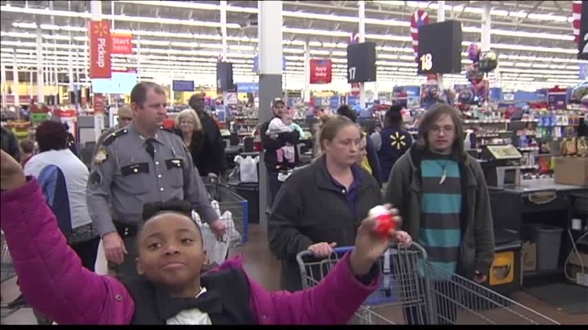 Henderson Law Enforcement Shops with Kids