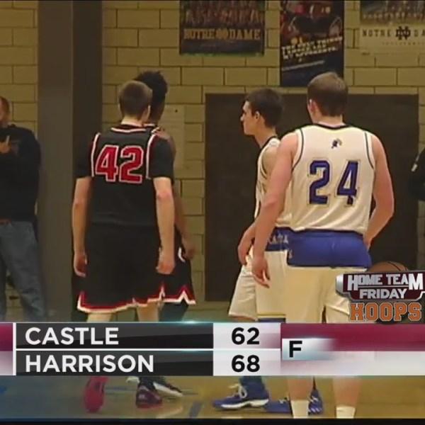 Harrison Tops Castle in SIAC Semis