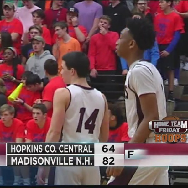 Maroons beat Storm in Hopkins Co. rivalry