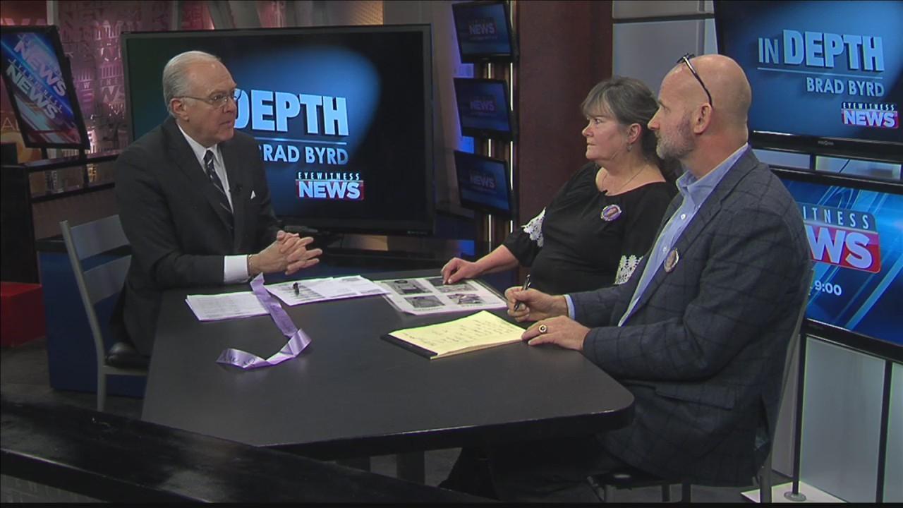 Sarah Teague and Chip Adams Talk Heather Teague Case 911 Recordings