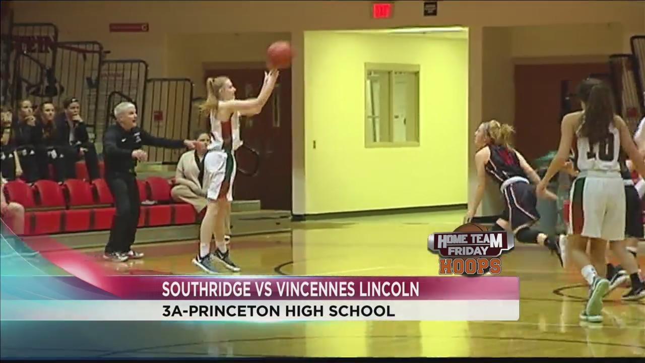 Southridge vs Vincennes Lincoln