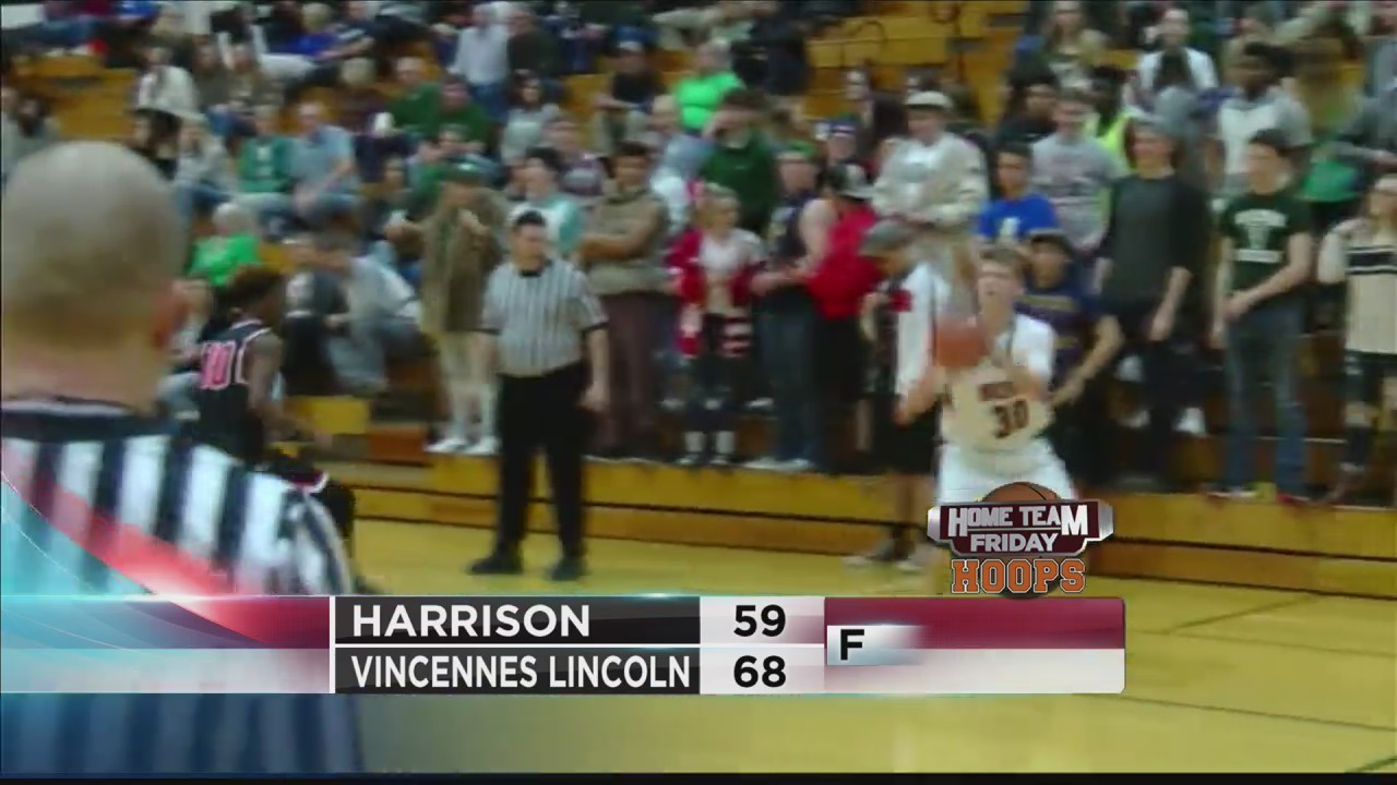 Vinncennes Lincoln tops Harrison