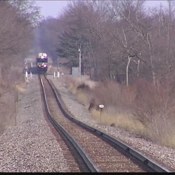 fairfield railroad crossing
