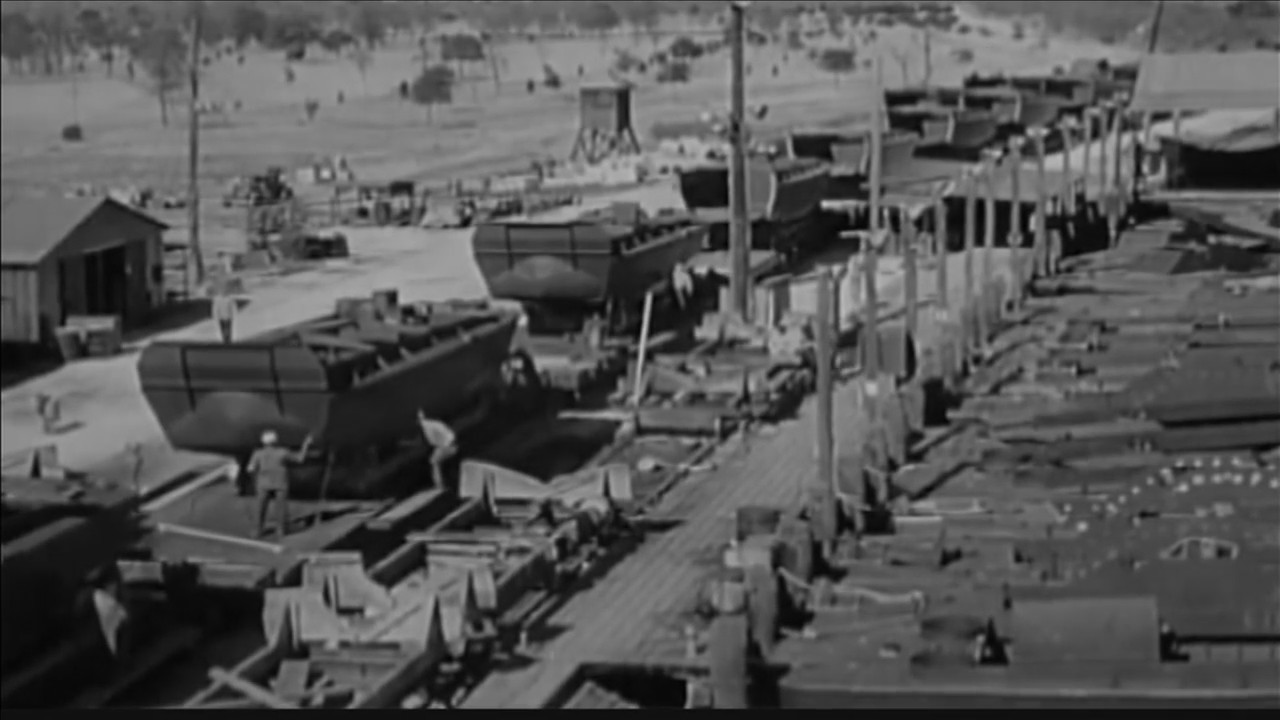 Hidden History: Higgins Boats and LST