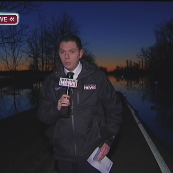 Joe Live at US 60 water rescue