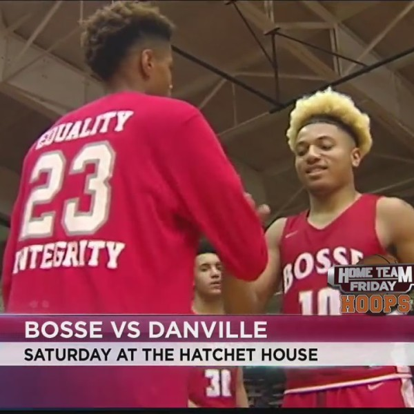 Bosse ready for Semi-State