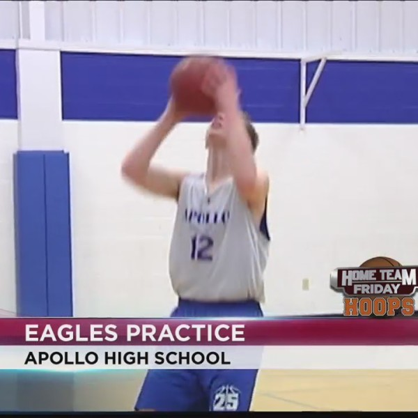 Eagles gearing up for Sweet Sixteen