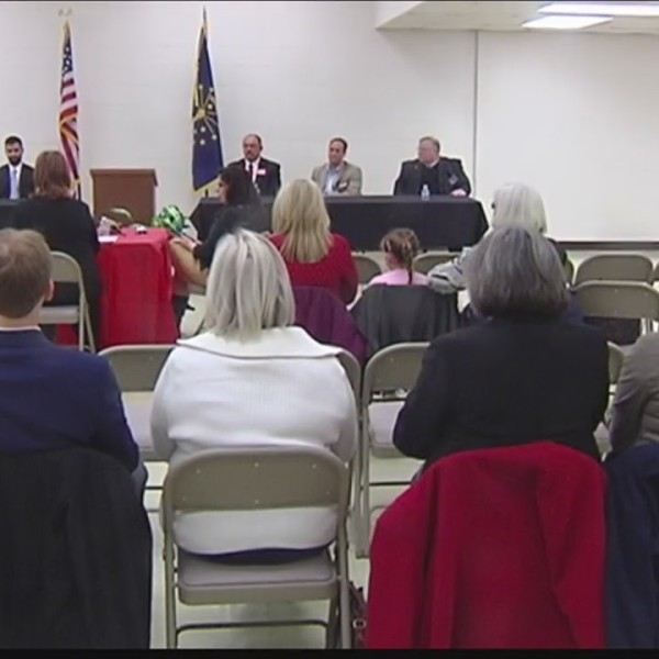 Republican Candidates Meet and Greet in Evansville