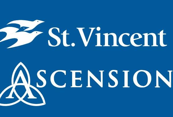St Vincent Ascension logo
