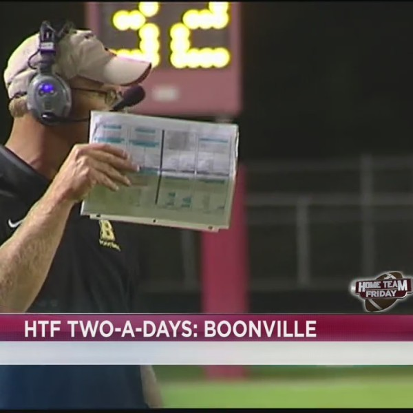 HTF Two-A-Days: Boonville