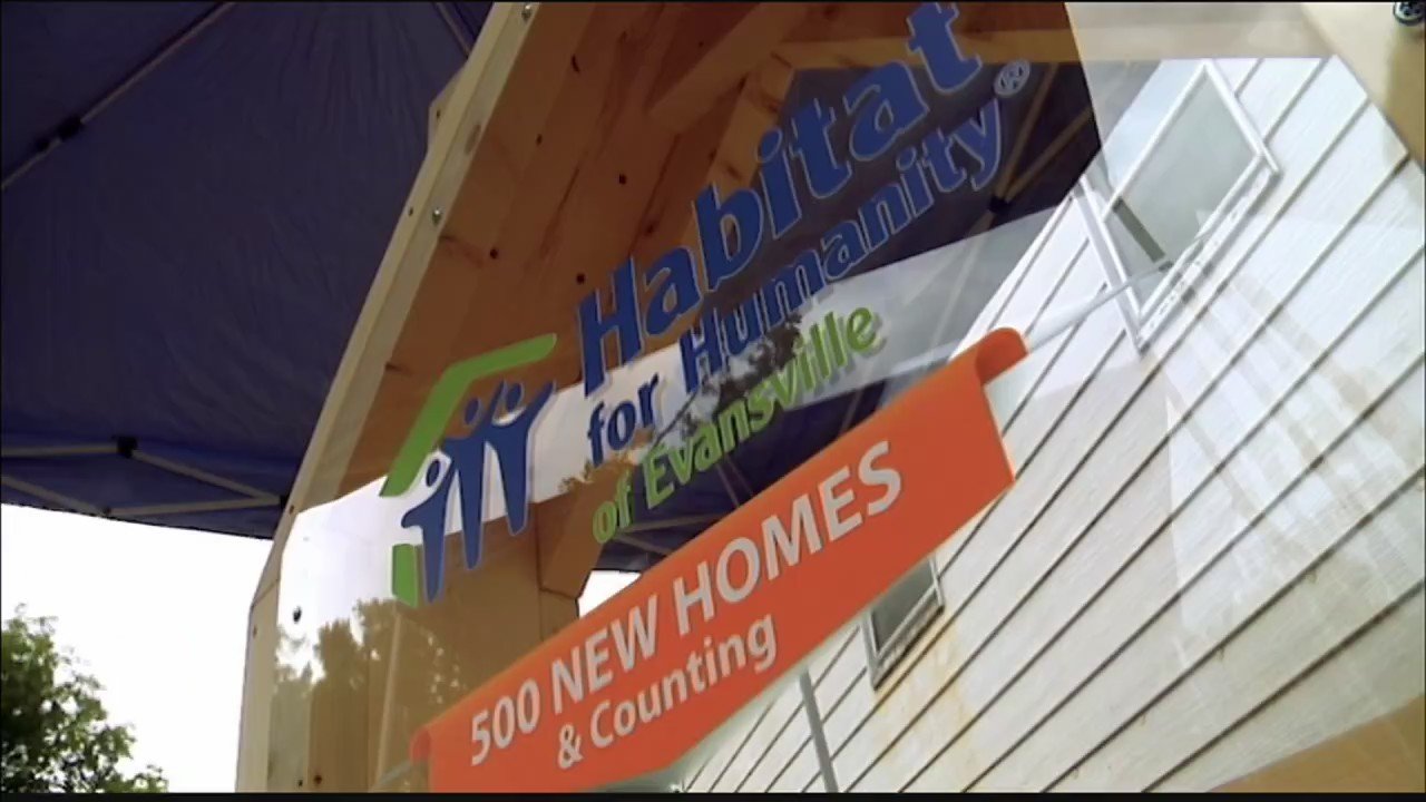 Habitat Story - 500th Home Recipient