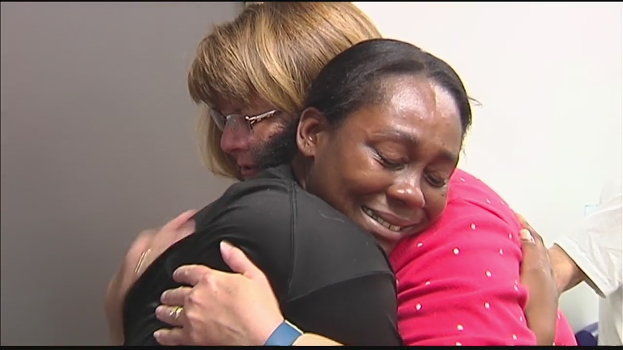 Habitat for Humanity surprises 500th owner