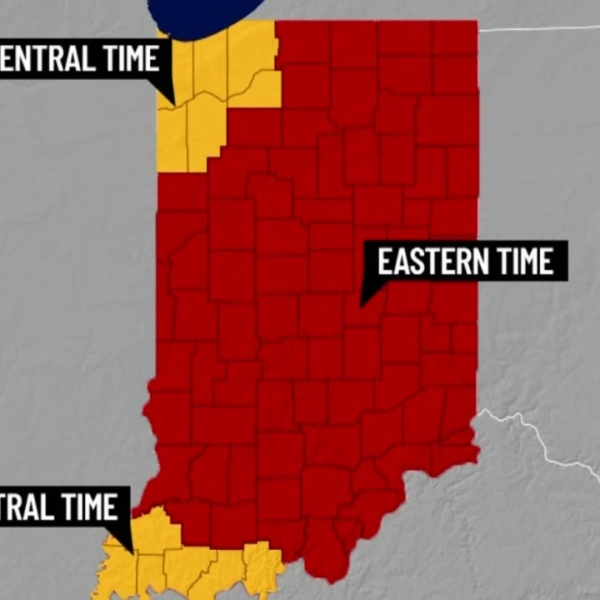 Lawmaker wants all of Indiana on Central Time
