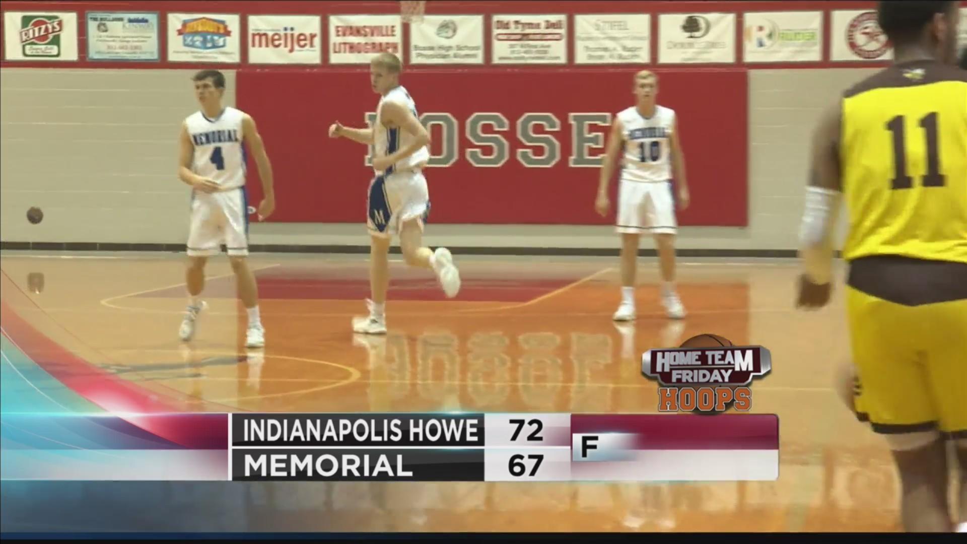 HTF Hoops: Memorial vs Indianapolis Howe