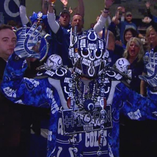 Colts at Chiefs: the cheapest playoff ticket this week