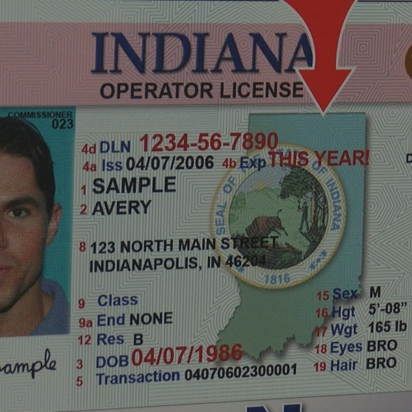 Indiana could start using digital licenses