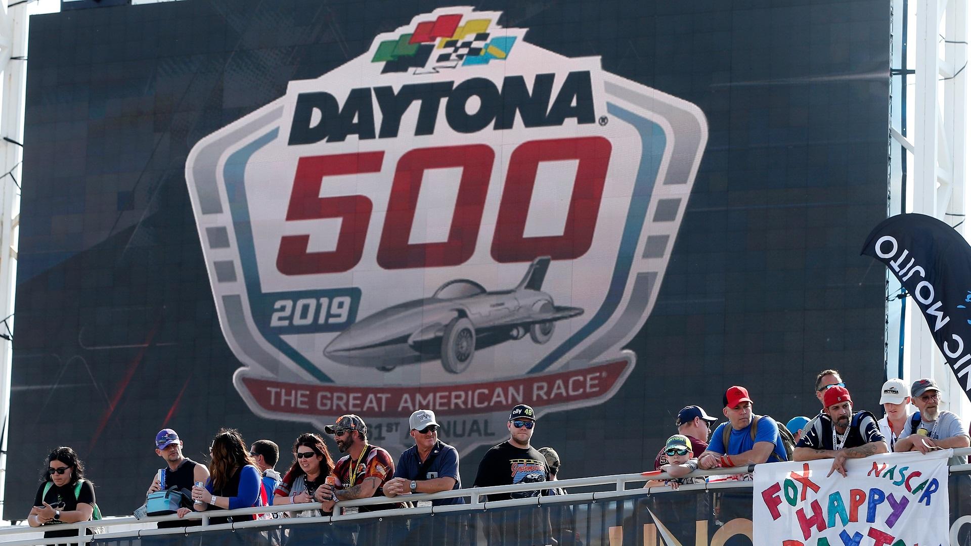 Daytona 500 2019