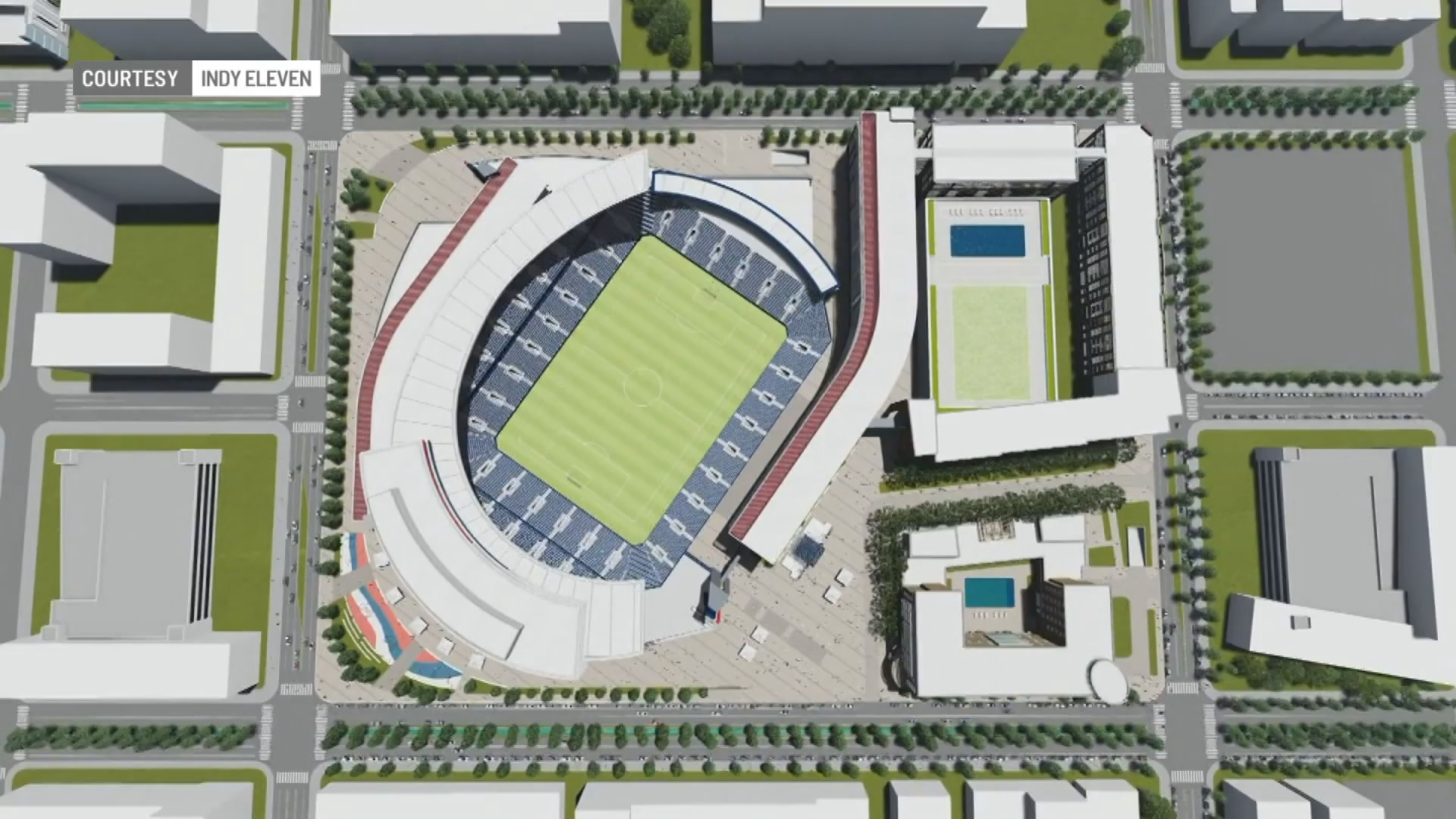 Indy Eleven stadium proposal