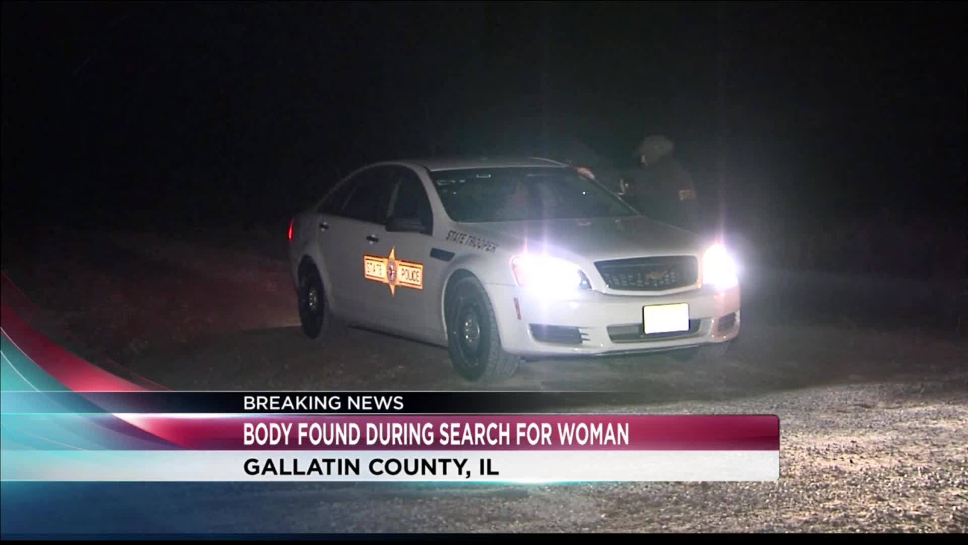 Update: Missing Carmi woman found dead in Gallatin Co